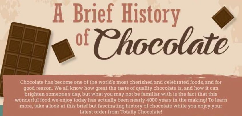history and origins of chocolate bean cocoa